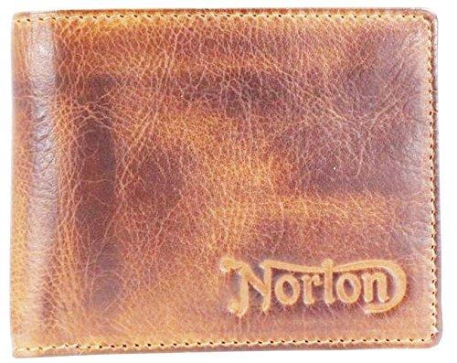 norton-porte-feuille-cuir-pleine-fleur-vintage