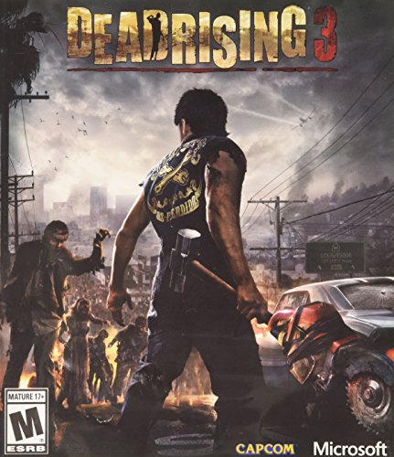 Dead Rising 3 Xbox One 51v0Hqk3JCL