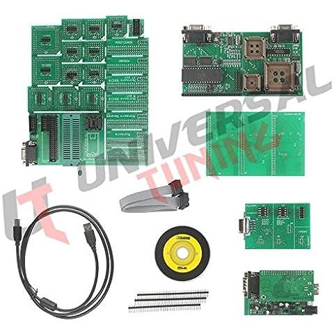 PROGRAMADOR EEPROM USB UPA 1,3 V 2014 COMPLETO DE TODOS LOS ADAPTADORES ECUS EEPROM 2014