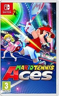 Mario Tennis Aces - Import anglais, jouable en français (B07BHGDR4L)   Amazon Products