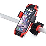SOOJET BFH-16 360 Degree Rotatable Universal Bike Phone Holder for 3.5 to 6.5 inch Smartphone