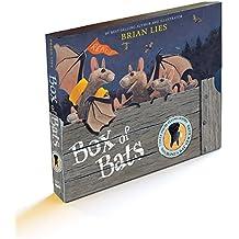 Box of Bats Gift Set by Brian Lies (2016-07-19)
