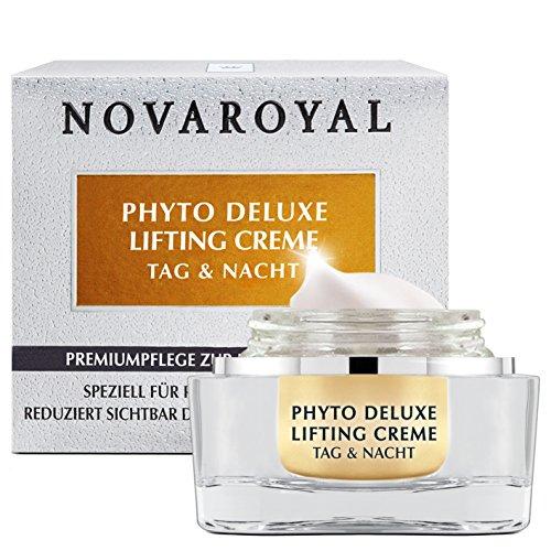 NOVAROYAL Anti Aging Gesichtscreme für Frauen ab 50 | reduziert selbst ausgeprägte Falten bei reiferer Haut | wirkt der vorzeitigen...