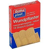 GOTHAPLAST Wundpfl.wasserfest 4 Größen 18 St preisvergleich bei billige-tabletten.eu