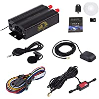 GPS Tracker–kingwo TK103A veicolo GPS GPRS SMS Tracker, allarme di auto, volo di veicoli di sistema di protezione, in tempo reale del sistema di monitoraggio di dispositivo