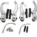 Inovey Road Mountain Bike Bicycle MTB BMX Alloy Front And Rear V Brake Lever Calipers Set
