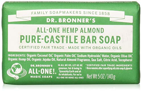 Dr Bronners Savon Bio Almond 5 oz