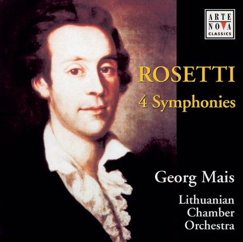 rosetti-4-symphonies