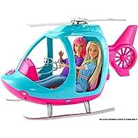 Barbie Helicóptero, accesorio para muñecas (Mattel FWY29)