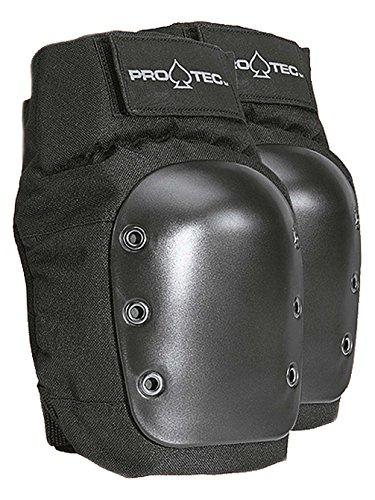 Pro-Tec Schoner Street Knee Pad, Black, L, 151700005