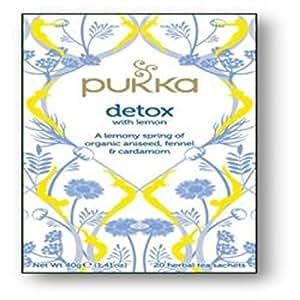 Pukka - Detox with Lemon Tea - 40g