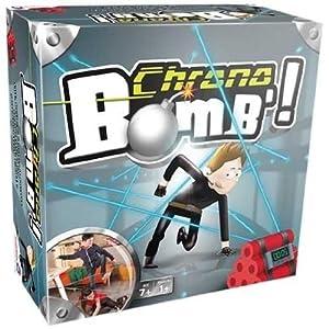 Dujardin - Chrono Bomb, Juego de Reflejos (41299) versión en francés - Instrucciones en español descargables