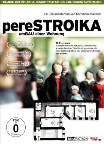 pereSTROIKA - umBAU einer Wohnung (+ Audio-CD, OmU) [2 DVDs]