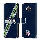 Offizielle NFL Streifen Seattle Seahawks Logo Brieftasche