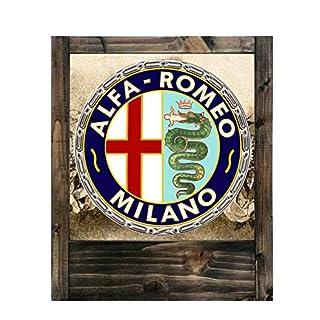 Tischleuchte von Alfa Romeo 3
