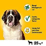 Pedigree DentaStix Fresh Hundesnack für große Hunde (25kg+), Zahnpflege-Snack mit Eukalyptusöl und Grüner Tee-Extrakt, 4 Packungen je 28 Stück (4 x 1,08 kg) - 3