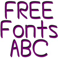 Hand Pack for FlipFont® free