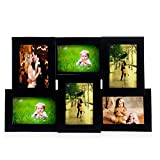 WENS 6-Picture MDF Photo Frame (20 inch ...