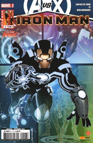 Iron Man, Tome 6 : Avengers VS X-Men