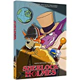 Sherlock Holmes –Miyazaki-, Serie Completa Dvd