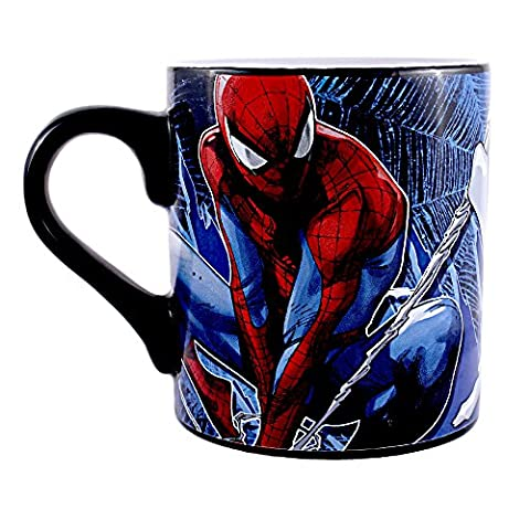 Marvel Spider-Man vs. Venom 14 oz Tasse en Céramique