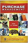 This book (Purchase Management) is written by Prof. Jhamb L.C. This 12th Edition book was published in 2010 by Everest Publishing House. It is a paper back book and is useful for academic purposes.