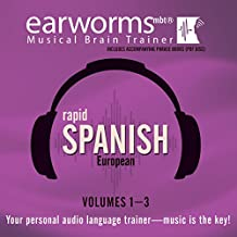 Rapid Spanish (European), Vols. 1-3 (Earworms)