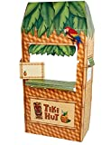 Jungle Party Tiki Hut Cardboard Cutout S...