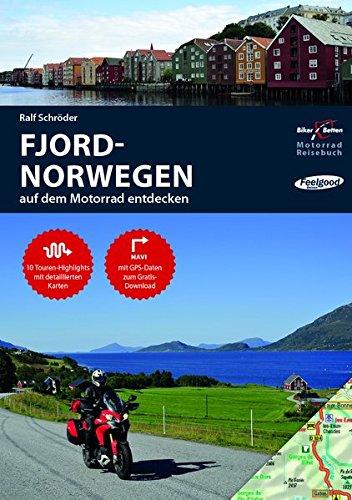 Motorrad Reiseführer Fjord-Norwegen: BikerBetten Motorradreisebuch