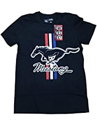 Ford Mustang Pony Logo Graphic T-Shirt