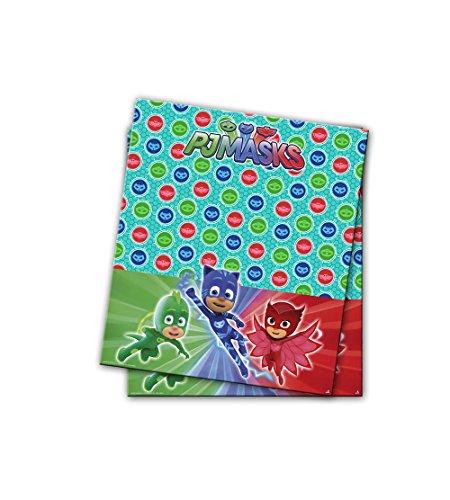 (PJ Masks–Tischdecke für Party-Dekoration (verbetena 016001314))