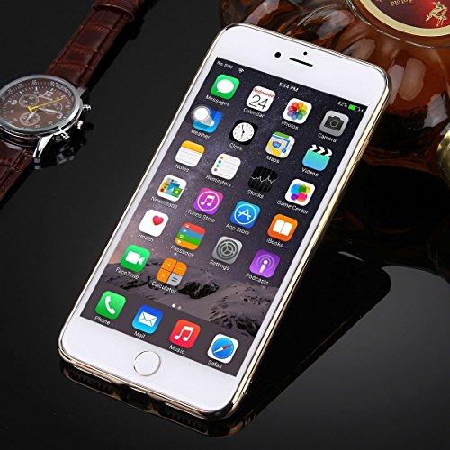 YAN Für iPhone 7 Plus 3D Litchi Texture Soft TPU Schutzhülle ( Color : Brown ) Black