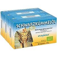 SCHWARZKÜMMEL BIO ägypt.Kapseln 180 St Kapseln preisvergleich bei billige-tabletten.eu