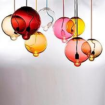 GroBartig Kreative Bunte Kronleuchter Europäischen Modernen Minimalistischen  Wohnzimmer Restaurant Schlafzimmer Kronleuchter Kristall Kronleuchter Beule