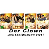Der Clown - Die Serie Staffel 1-4 im Set