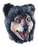 Horror-Shop Braunbären Tiermaske