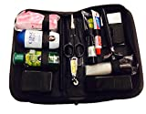 All In One Shaving/Grooming/Traveling Kit - 13 Accessories - Tiamo