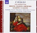 Airs et duos d'opéras, extraits de Didone, Egisto, Ormindo, Giasone & Calisto- Pier Francesco Cavalli