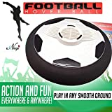 Negi Battery Operated Pro Football Soccer Game with Foam Bumper and Colourful LED Lights