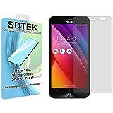 SDTEK Asus Zenfone 2 Laser ZE500KL Verre Trempé Protecteur d'écran Protection Résistant aux éraflures Glass Screen Protector Vitre Tempered