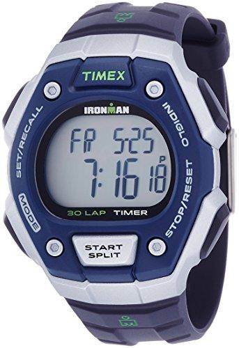 Timex Herren Sportuhren Ironman Classic 30 T5K823 (Timex Zurück)
