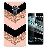 002294 - Chevron Sparkle Zig Zag Girly cool Design Vodafone