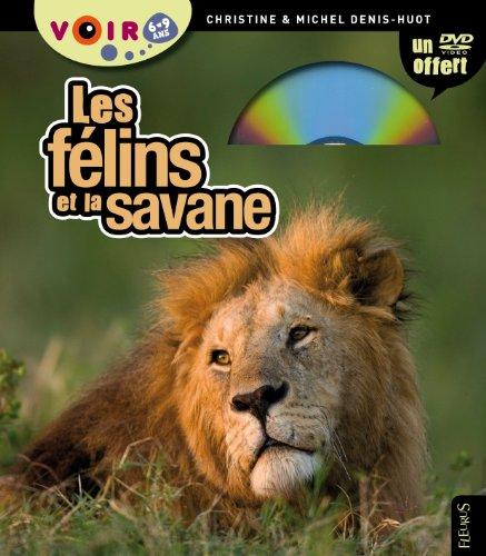 Les flins et la savane : 6-9 ans (1DVD)