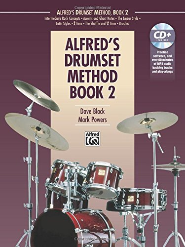 alfreds-drumset-method-bk-2-book-cd