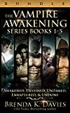 The Vampire Awakening Series Bundle (Books 1-5) (The Awakening Series)