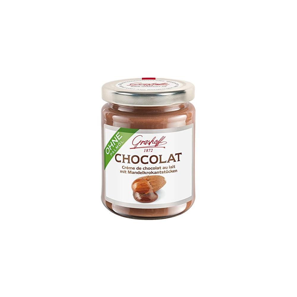 Grashoff Chocolat Mit Mandelkrokantstckchen 235g