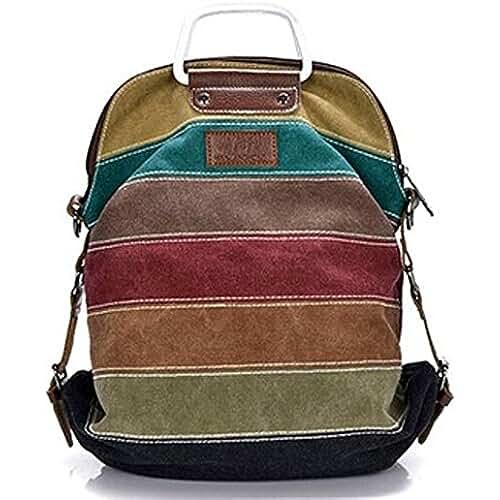bolsos para el dia de la madre Katomi mujeres de la manera de chicas bolsos del bolso de escuela del bolso de hombro universal de la pantalla multifunción con tirantes