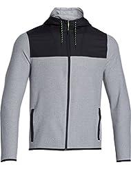 Under armour cGI perf fitness sweat-shirt zippé à capuche