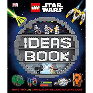 Lego Star Wars Ideas Book: More Than 200 Games, Activities, and Building Ideas [Lingua Inglese] 9781465467058 LEGO