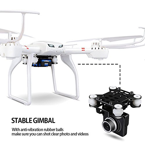 GoolRC-X101-WIFI-FPV-Drone-con-720P-HD-Camera-Video-in-tempo-reale-Quadcopter-con-3D-VR-auricolare-One-Key-di-Ritorno-modalit-headless-360-gradi-Flips